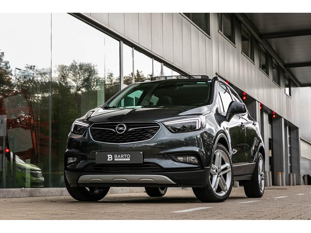 Tweedehands te koop: Opel Mokka Grijs - 14T AutomOpen DakLED matrixLederCamera19 wielen