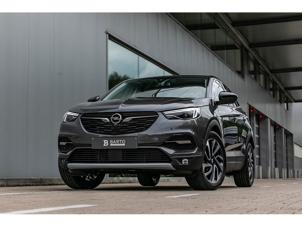 Tweedehands te koop: Opel Grandland X Grijs - 20D Autom 177pkLED360CameraDodehoek19
