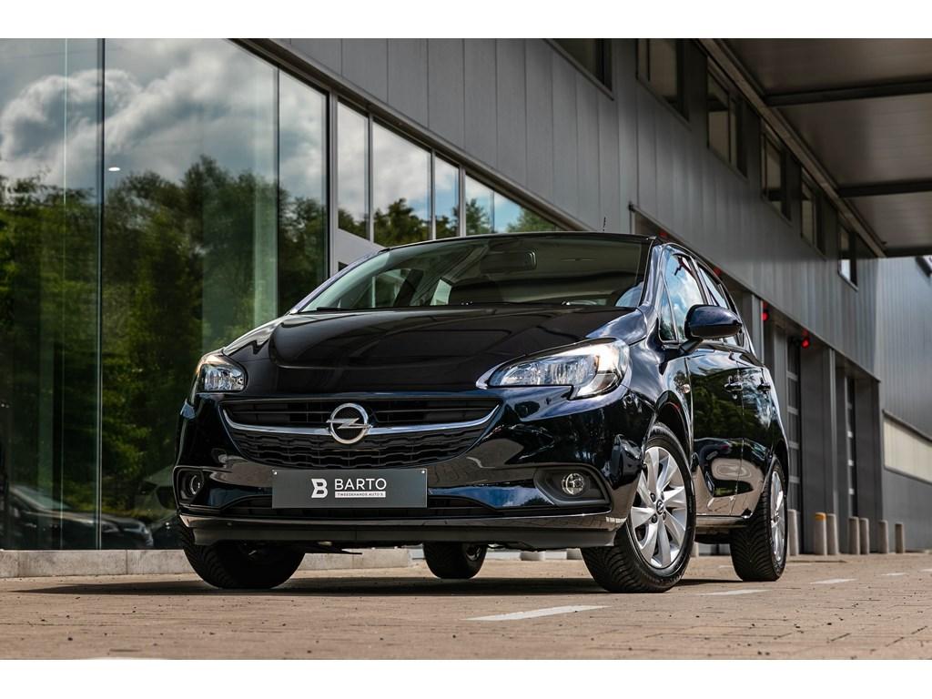 Tweedehands te koop: Opel Corsa Blauw - 14b 90pk - Navigatie - Auto lichten - Regensens - Bleutooth -