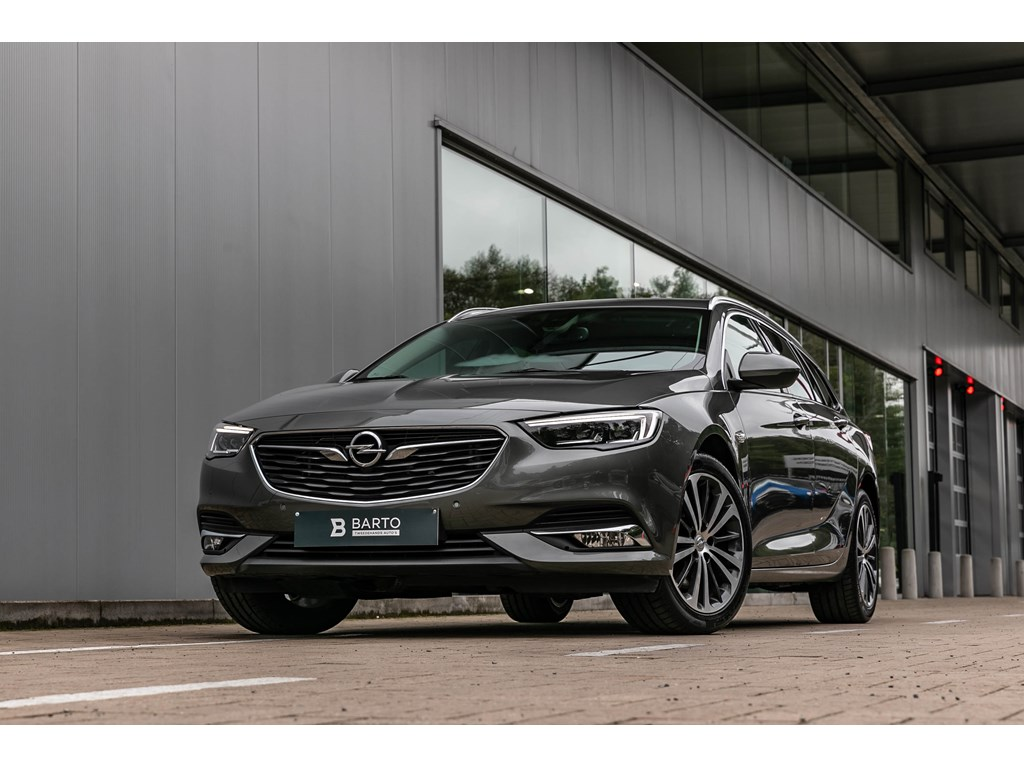 Tweedehands te koop: Opel Insignia Grijs - Break16CDTI AutomInnovationLederLedMatrix