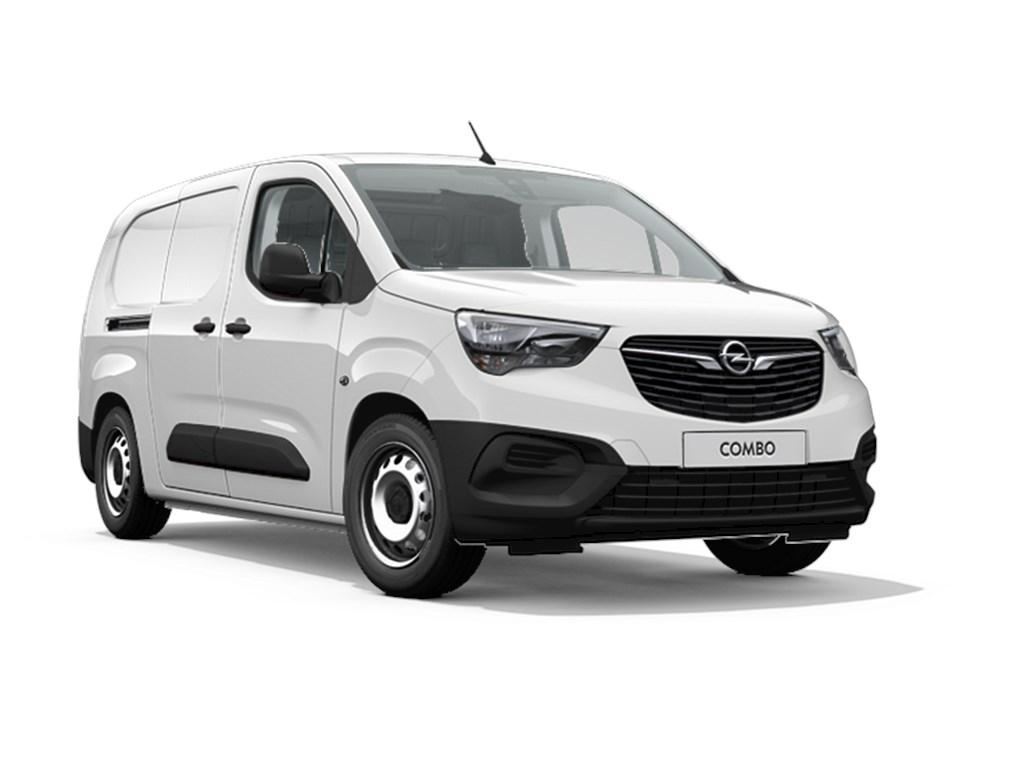 Tweedehands te koop: Opel Combo Wit - L2H1 Edition 3pl 15 Turbo D Diesel BlueInjection Manueel 5 StartStop - 102pk 75kw - Nieuw