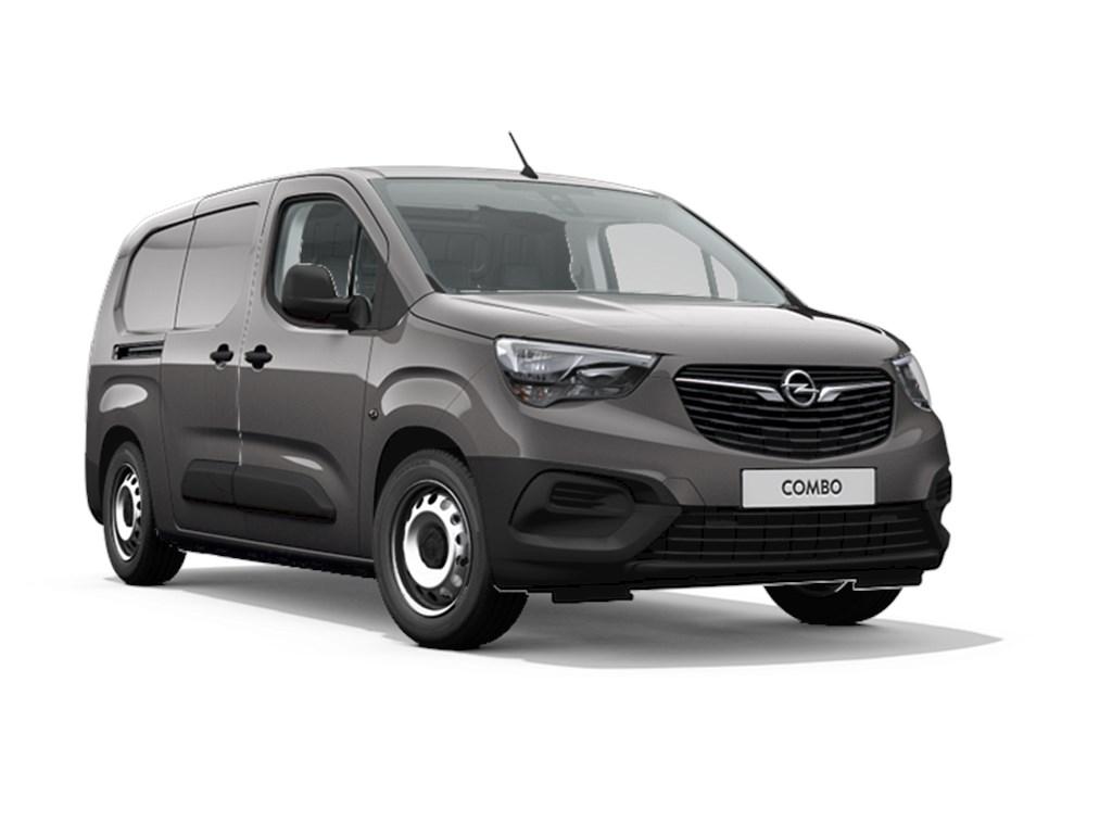 Tweedehands te koop: Opel Combo Grijs - L2H1 Edition 3pl 16 Turbo D Diesel Manueel 5 StartStop - 99pk 73kw - Nieuw