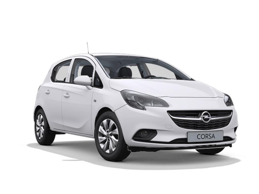 Opel-Corsa-Wit-5-deurs-Enjoy-12-Benz-70pk-Nieuw