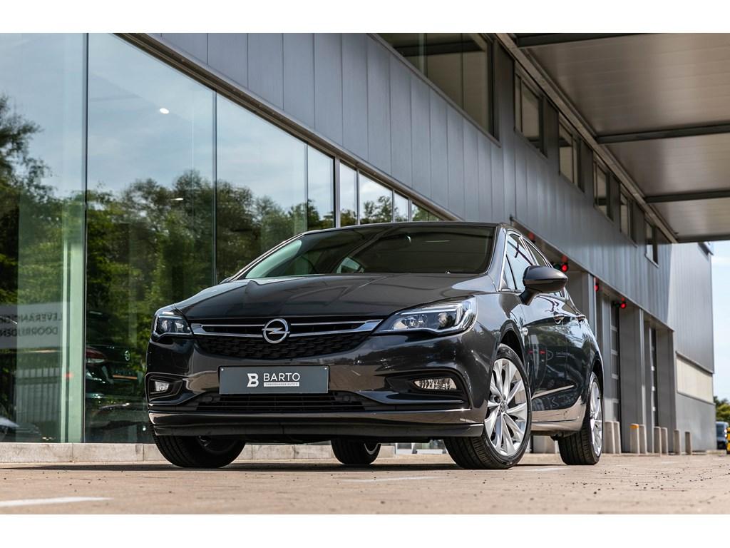 Tweedehands te koop: Opel Astra Grijs - 14 TurboInnovationBotswrschOfflaneParkeersens
