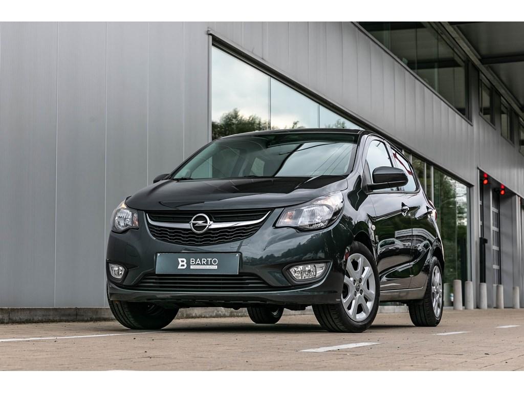 Opel-KARL-Grijs-10-BenzAutomaatCruisectrlAirco