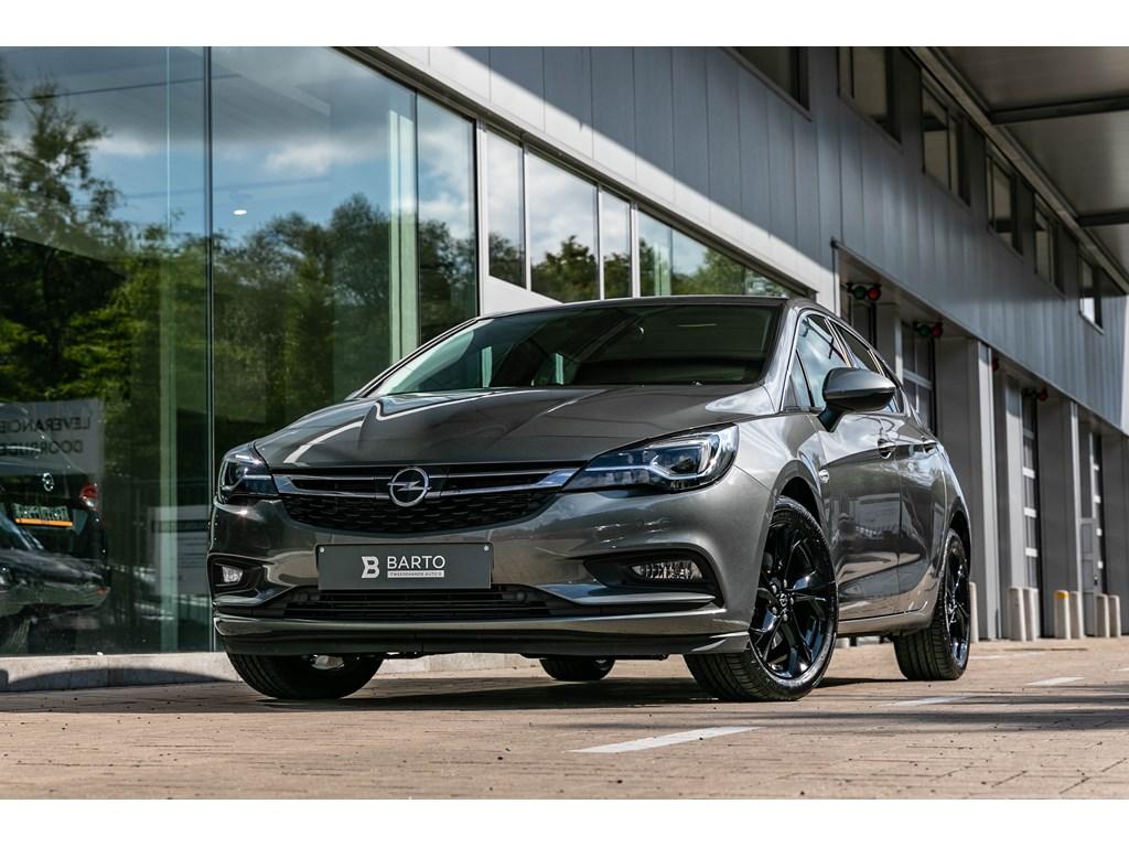 Tweedehands te koop: Opel Astra Grijs - 16T 200pkLederLedMatrixMassagefunctieAdaptieve Cruisectrl