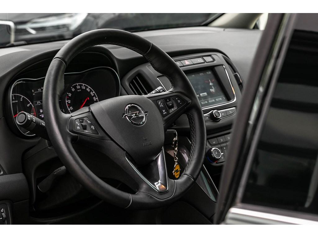 Tweedehands te koop: Opel Zafira Grijs - Innovation 16 Turbo benz - AutomaatLEDVerwarmde ZetelsDodehoekOfflaneCamera