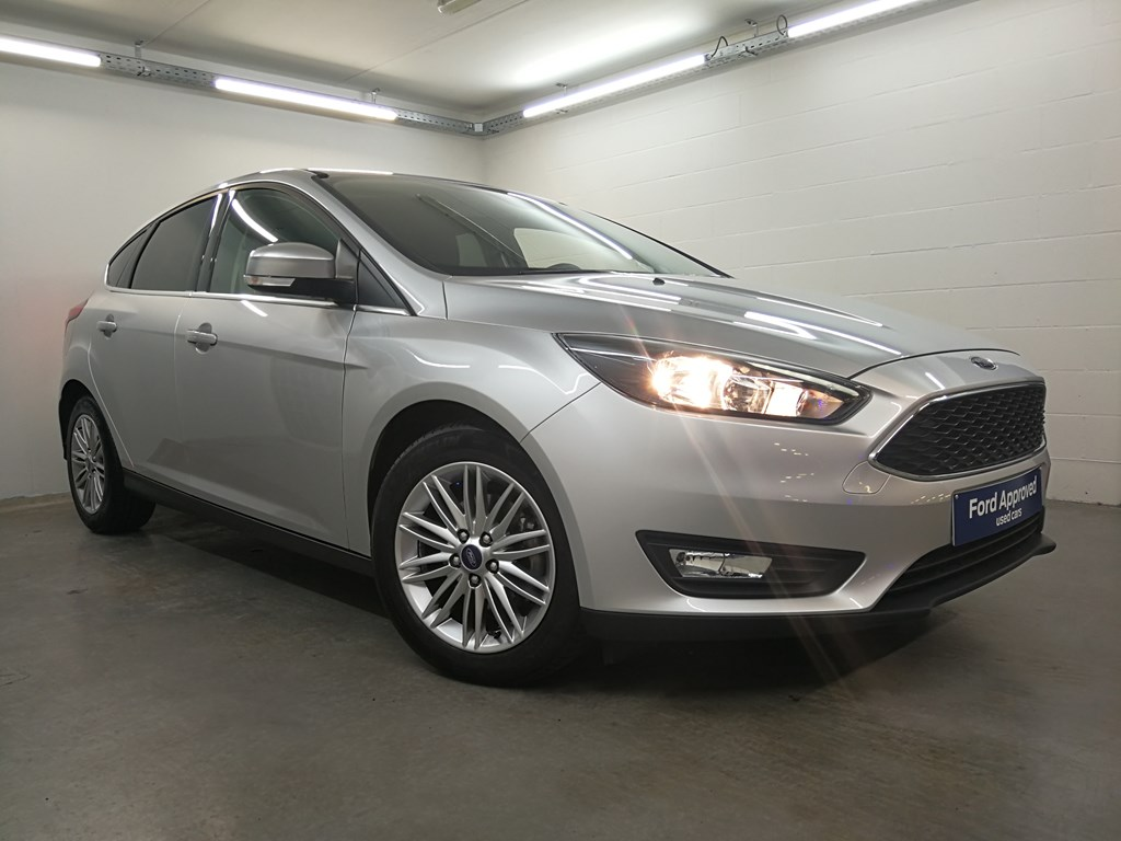 Ford Focus 4/5 Deurs