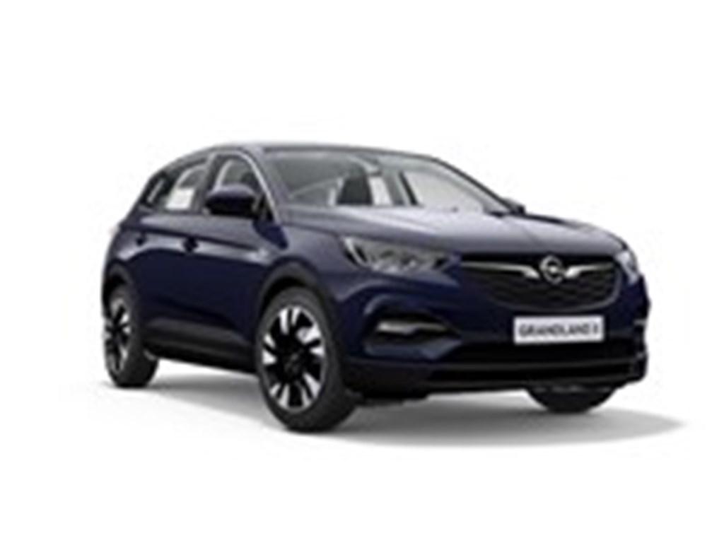 Tweedehands te koop: Opel Grandland X Purper - Innovation 15 Turbo Ecotec D - Man 6 versn StartStop - 130pk 96kw - Nieuw