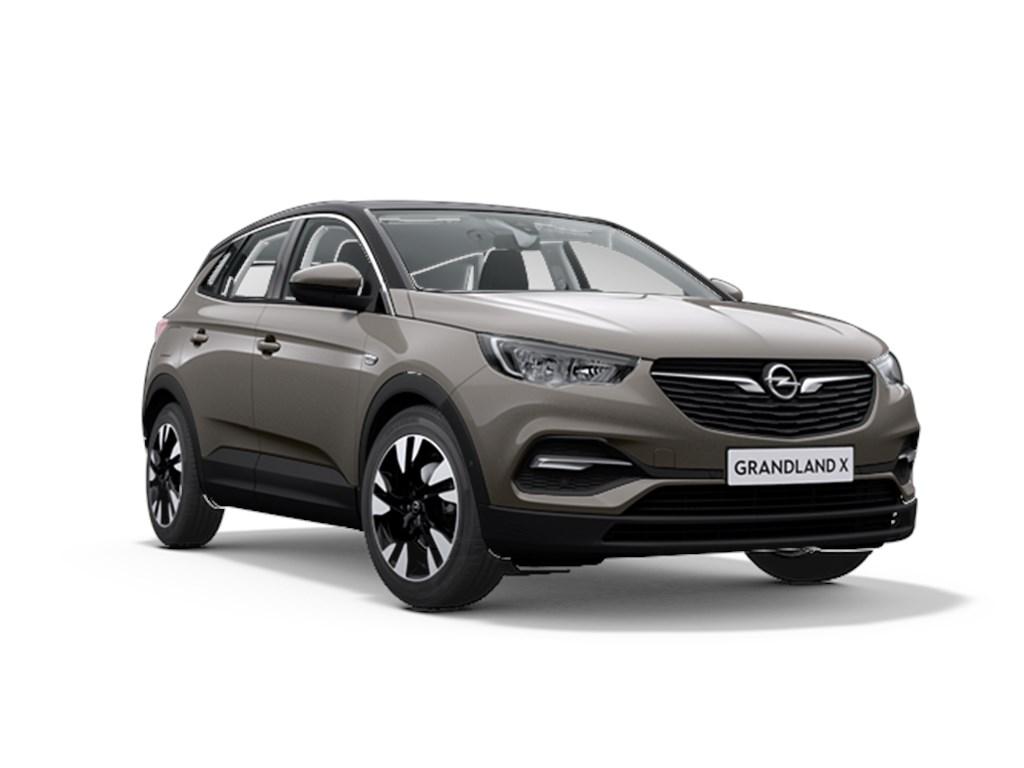 Tweedehands te koop: Opel Grandland X Grijs - Innovation 15 Turbo D - Automaat 6 StartStop - 130pk 96kw - Nieuw