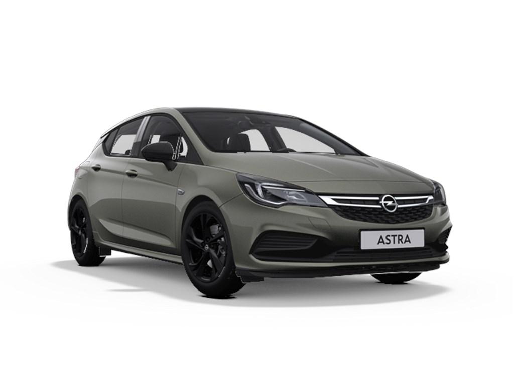 Tweedehands te koop: Opel Astra Grijs - 5-Deurs 14 Turbo Benz 125pk - OPC Line - Nieuw