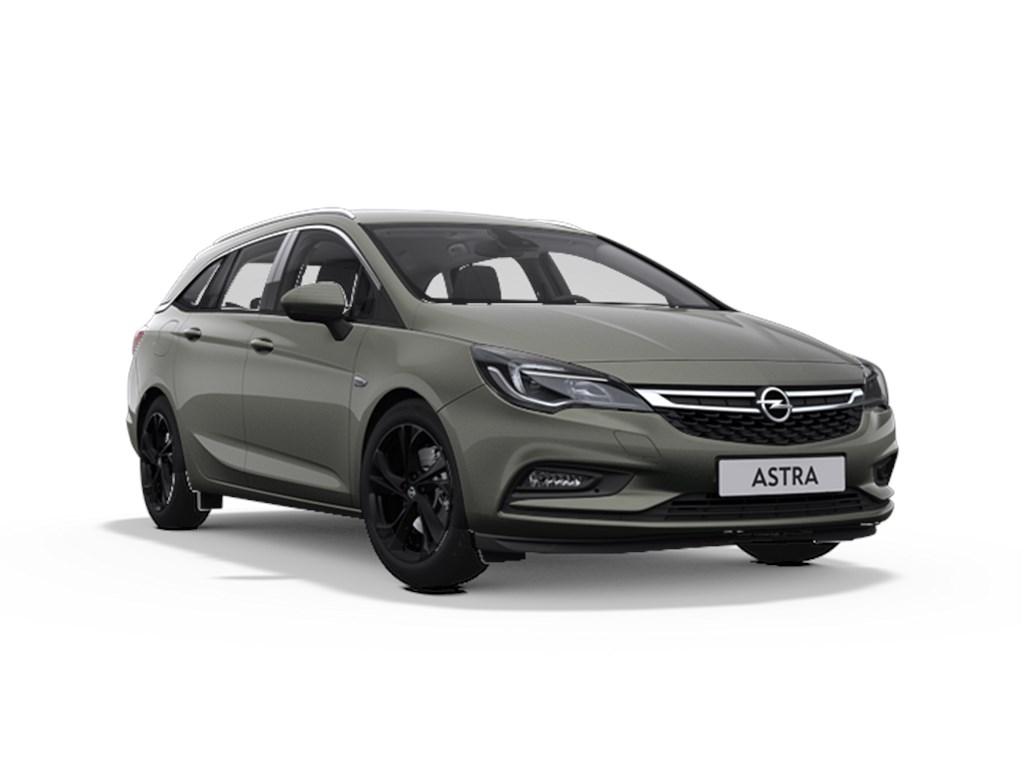 Tweedehands te koop: Opel Astra Grijs - Sports Tourer 16 CDTi Diesel 110pk Innovation - Nieuw - Navigatie - Leder -