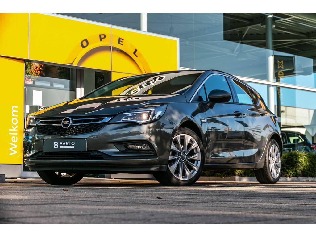 Tweedehands te koop: Opel Astra Grijs - 14 TurboInnovationCameraNaviOfflaneBotswrsch