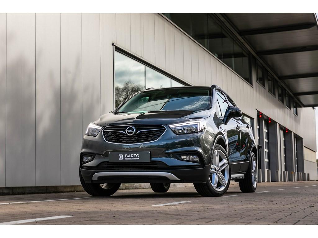 Tweedehands te koop: Opel Mokka Grijs - 14 Turbo OPC ext 19 Camera Keyless Parkeersens