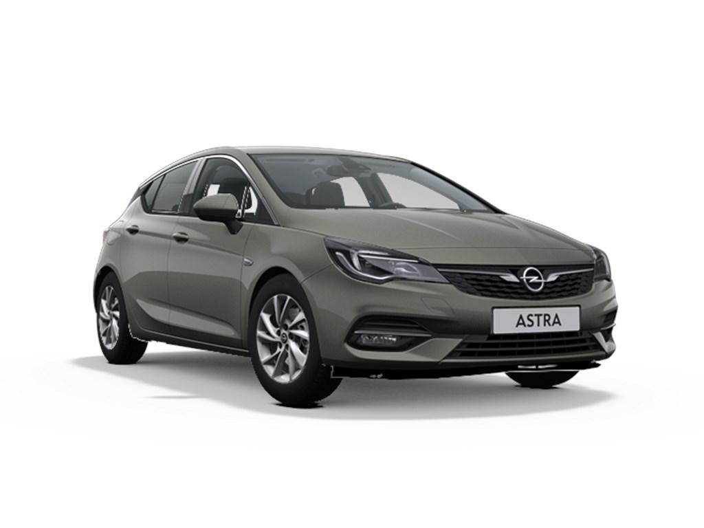 Tweedehands te koop: Opel Astra Grijs - 5-Deurs 12 Turbo Benz 110pk SS Manueel 6 - Innovation - Nieuw