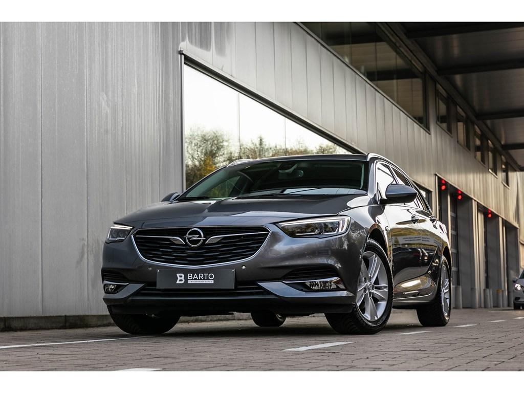 Tweedehands te koop: Opel Insignia Grijs - break15benzLederLedMatrixInnovation