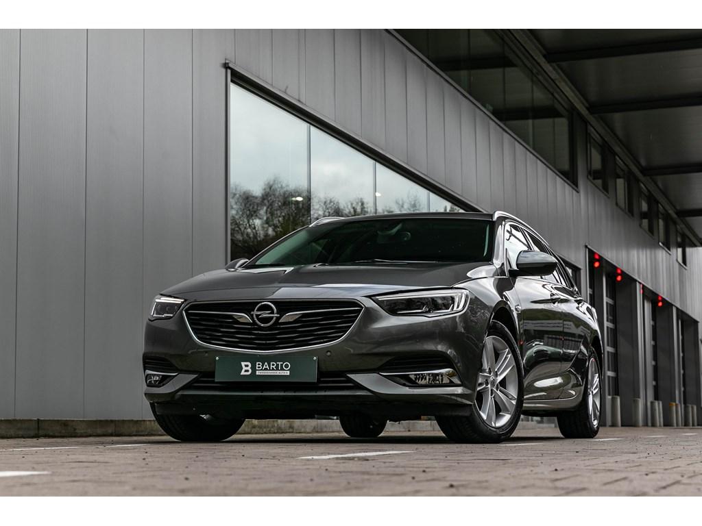 Tweedehands te koop: Opel Insignia Grijs - 16CDTI AutomInnovationLedMatrixElektr KofferCamera