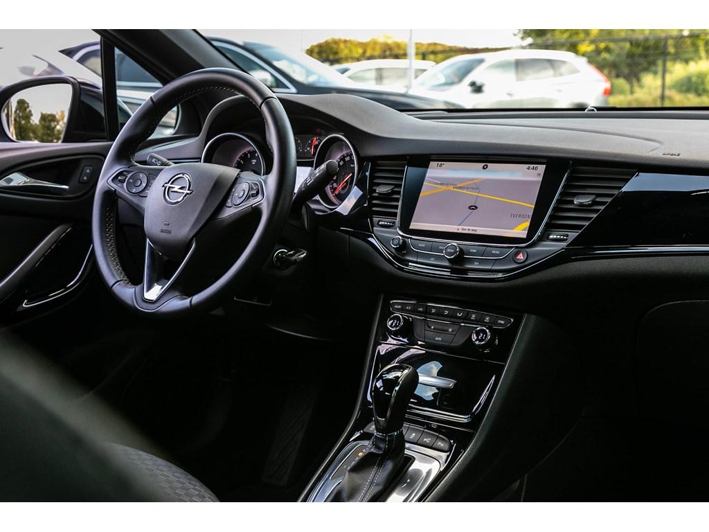 Tweedehands te koop: Opel Astra Zwart - 14b 150pkAutomCameraErgo SportzetelDynamic