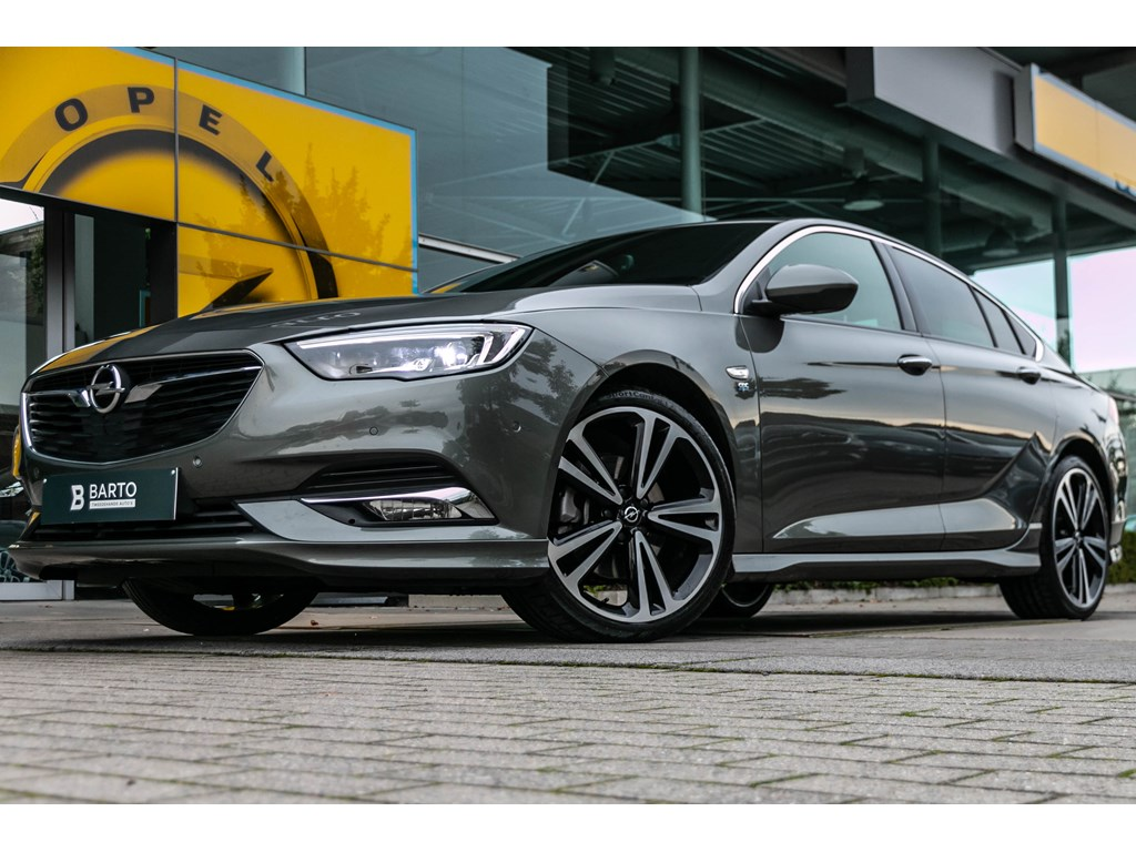 Tweedehands te koop: Opel Insignia Grijs - 16T 200pkInnovationOPCline20Massage360CameraDirectiewagen