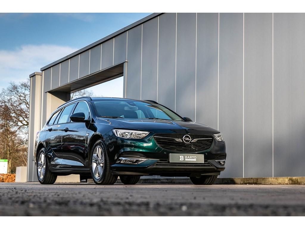 Tweedehands te koop: Opel Insignia Groen - 16 CDTI StartStop Edition