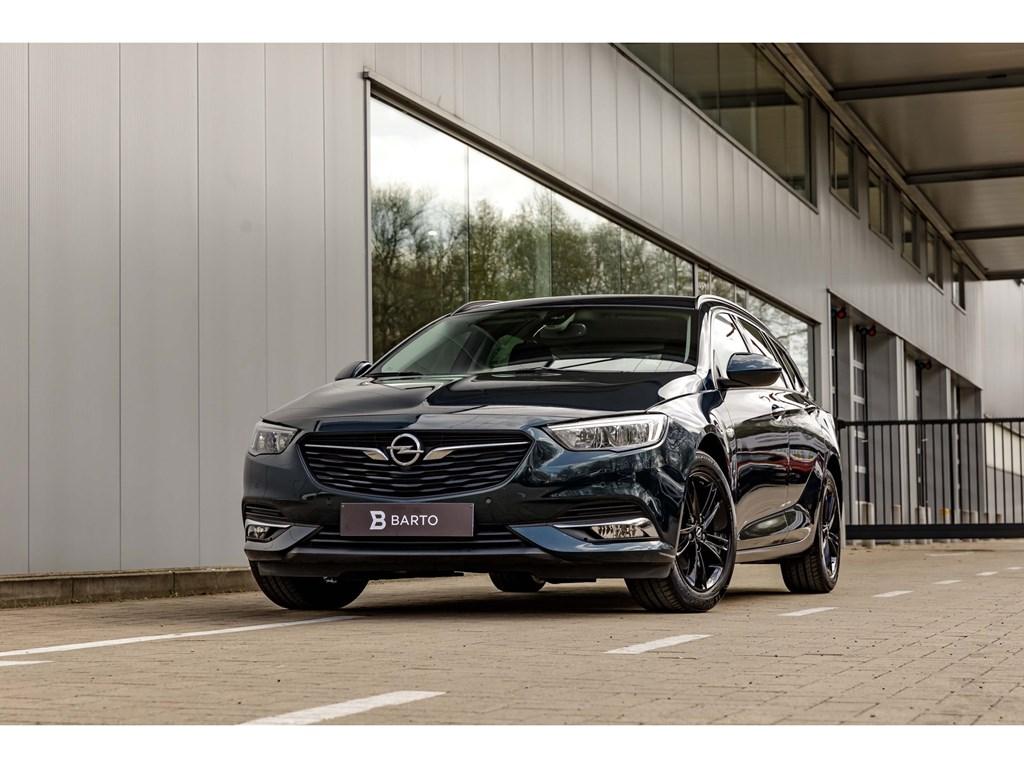 Tweedehands te koop: Opel Insignia Groen - 16 Cdti 110pkBreakNaviAuto AircoKeyless startentry