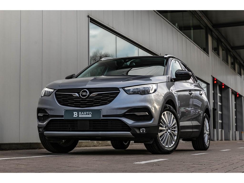 Tweedehands te koop: Opel Grandland X Grijs - 15Cdti 130pkCameraParkeersens vaOfflane