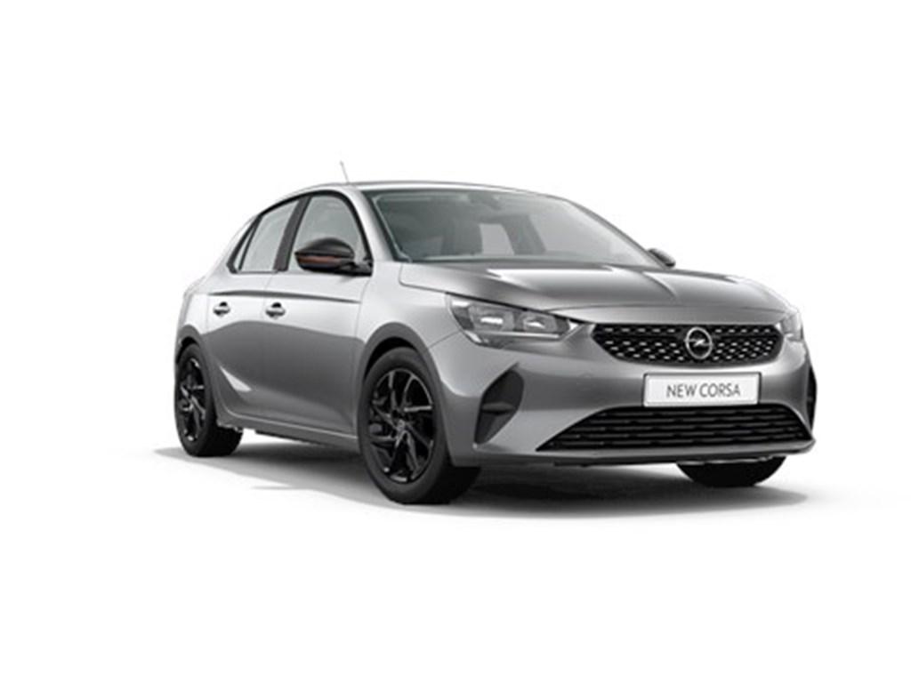 Opel-Corsa-Grijs-5-deurs-Edition-12-Benz-75pk-Nieuw