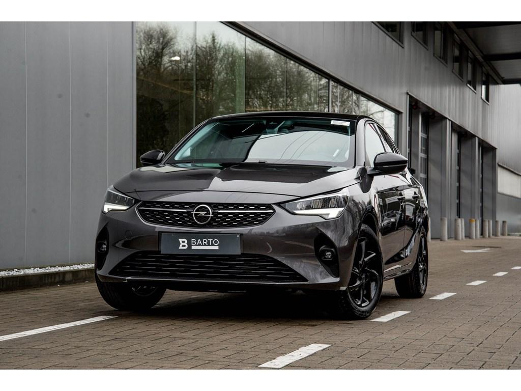 Tweedehands te koop: Opel Corsa Grijs - 5-deurs Elegance 12 Benz Manueel 5 StartStop - 75pk - Nieuw