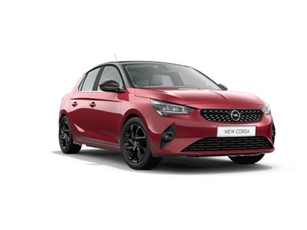 Tweedehands te koop: Opel Corsa Rood - 5-deurs Elegance 12 Benz Manueel 5 StartStop - 75pk - Nieuw
