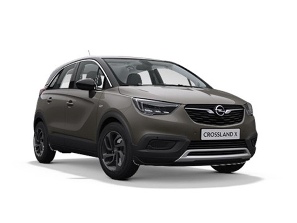 Tweedehands te koop: Opel Crossland X Grijs - 120 Years Edition 12 Benz Manueel 5 StartStop - 83pk 61kw - Nieuw