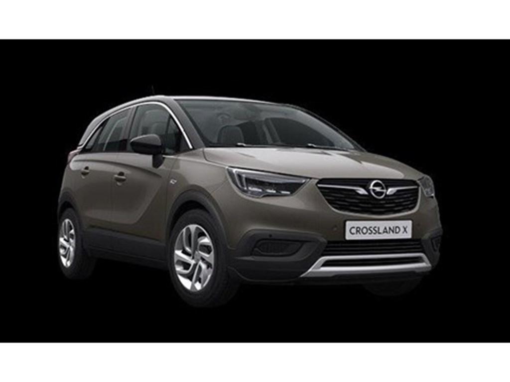 Tweedehands te koop: Opel Crossland X Grijs - Innovation 12 Turbo benz Automaat 6 StartStop - 130pk 96kw - Nieuw