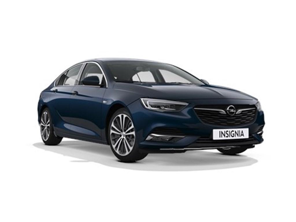 Tweedehands te koop: Opel Insignia Blauw - Grand Sport Innovation - NIEUW - 15 Turbo Automaat 6 StartStop 165pk - Leder - Navi -