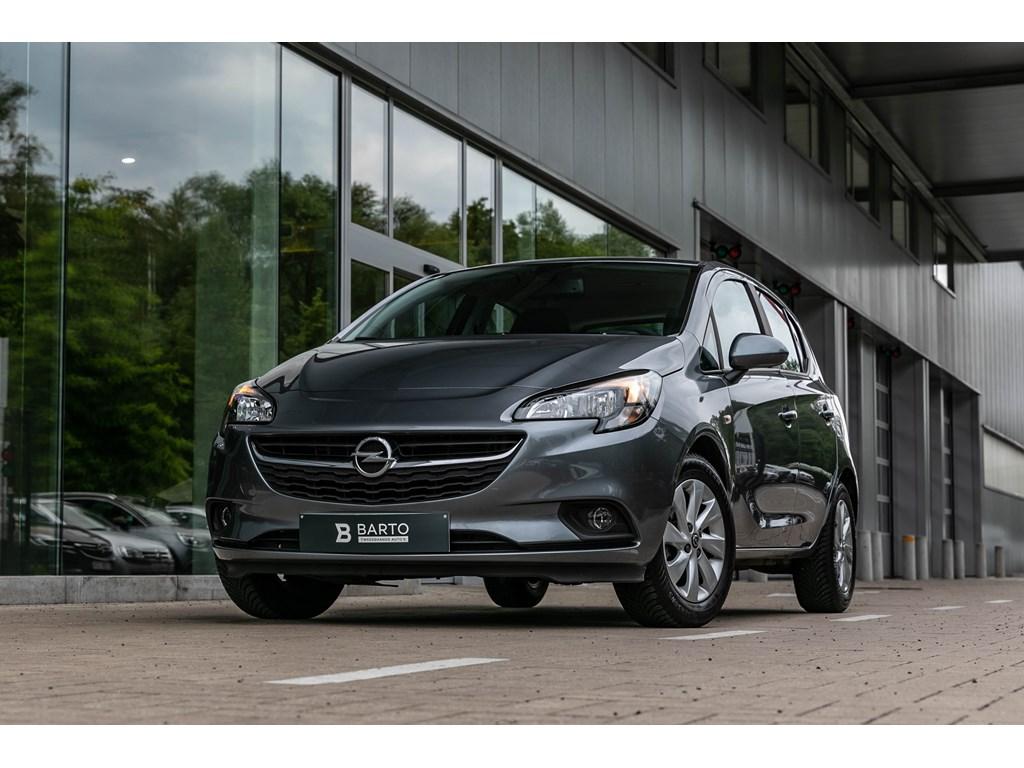 Tweedehands te koop: Opel Corsa Grijs - 14 Benz Automaat Navigatie Arico