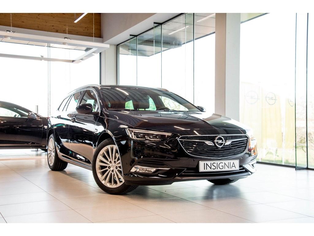 Tweedehands te koop: Opel Insignia Zwart - Sport Tourer Innovation - NIEUW - 15 Turbo Automaat 6 StartStop 165pk - Leder - Navi -