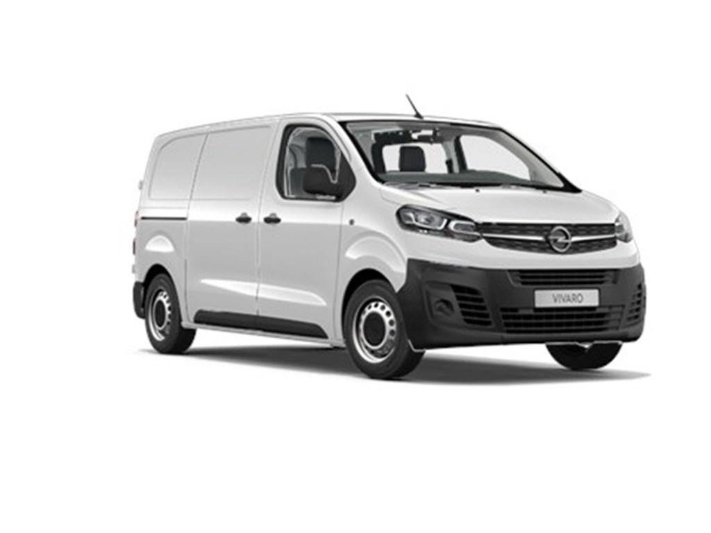 Tweedehands te koop: Opel Vivaro Wit - Gesloten Bestelwagen Edition L2H1 3pl 15 Turbo D Diesel 120pk 88kw MT6 - Nieuw