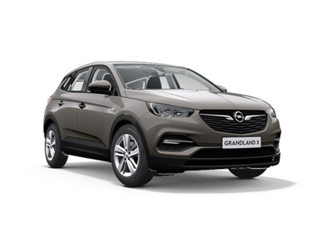 Tweedehands te koop: Opel Grandland X Grijs - Edition 12 Turbo benz - Manueel 6 StartStop - 130pk 96kw - Nieuw