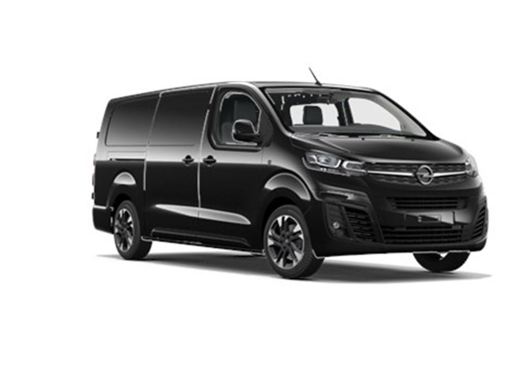 Tweedehands te koop: Opel Vivaro Zwart - Gesloten Bestelwagen Edition L3H1 3pl 20 Turbo D Diesel 120pk 90kw MT6 - Nieuw