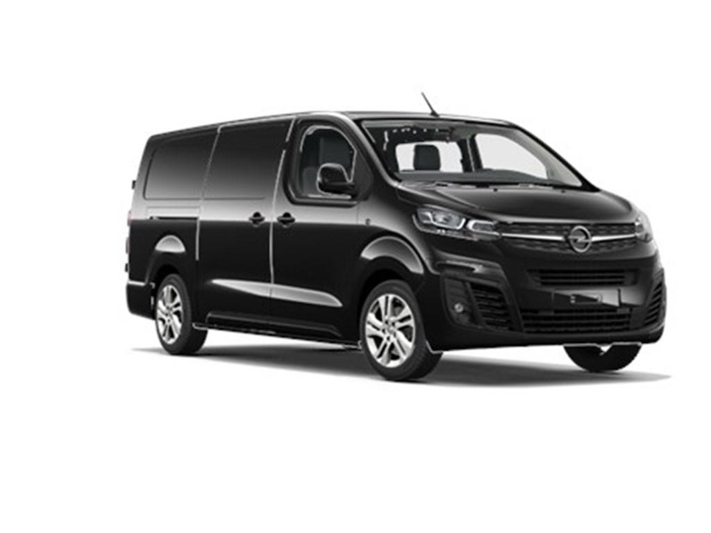 Tweedehands te koop: Opel Vivaro Zwart - Gesloten Bestelwagen Edition L3H1 3pl 20 Turbo D Diesel 180pk 130kw AT8 - Nieuw