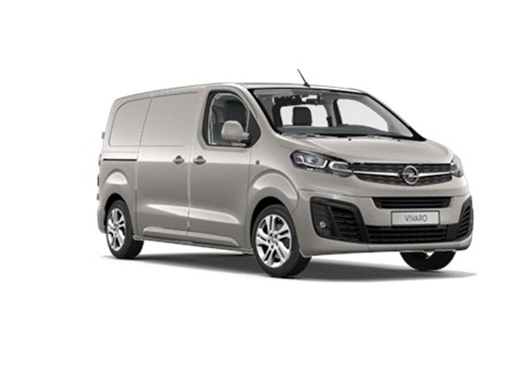 Tweedehands te koop: Opel Vivaro Grijs - Gesloten Bestelwagen Edition L2H1 3pl 15 Turbo D Diesel 120pk 88kw MT6 - Nieuw