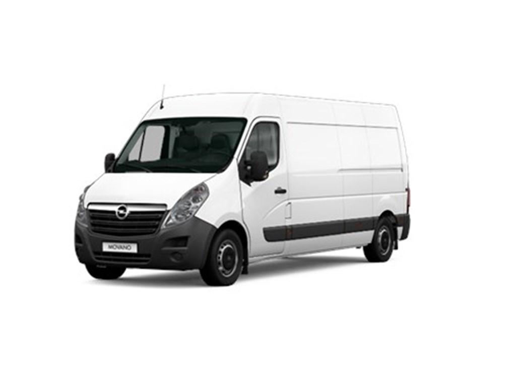 Tweedehands te koop: Opel Movano Wit - Gesloten bestelwagen L3H2 23 Turbo D 180pk 132kw FWD 35MTM - Nieuw