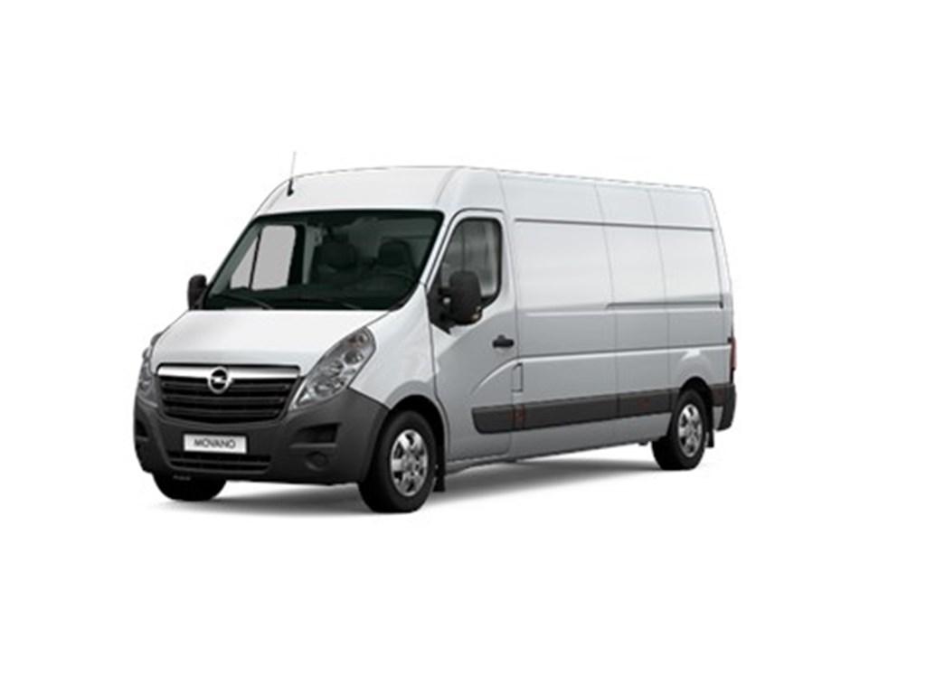 Tweedehands te koop: Opel Movano Zilver - Gesloten bestelwagen L2H2 23 Turbo D 150pk 110kw FWD 35MTM - Nieuw