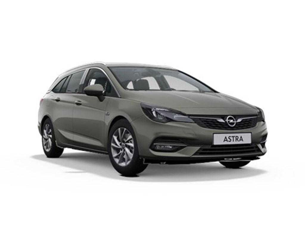 Tweedehands te koop: Opel Astra Grijs - Sports Tourer 15 Turbo D 105pk SS Manueel 6 - Elegance - Nieuw