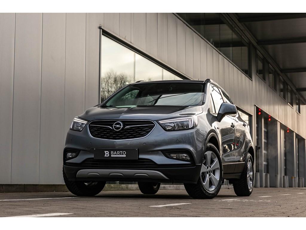 Tweedehands te koop: Opel Mokka Grijs - 16 Diesel Navi alu velgen Parkeersens