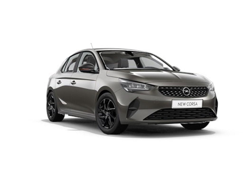 Tweedehands te koop: Opel Corsa Grijs - 5-deurs Edition 12 Turbo Automaat 8 StartStop 100pk - Nieuw