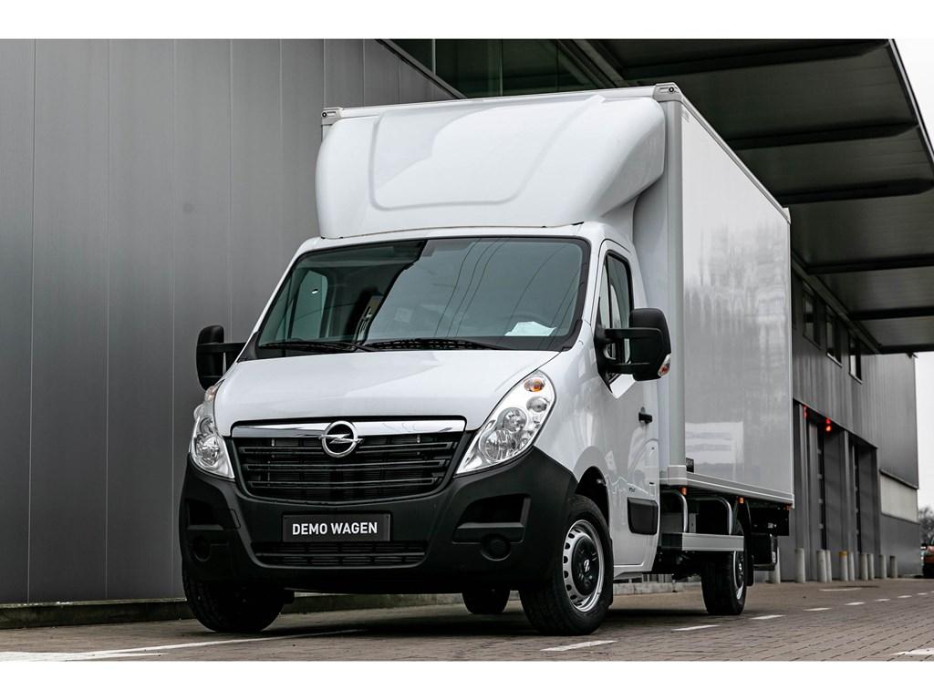 Tweedehands te koop: Opel Movano Wit - Chasis Cabine Gesloten Laadkast 23 CDTi Biturbo SS Manueel 6 - 145pk L3H1 - Nieuw