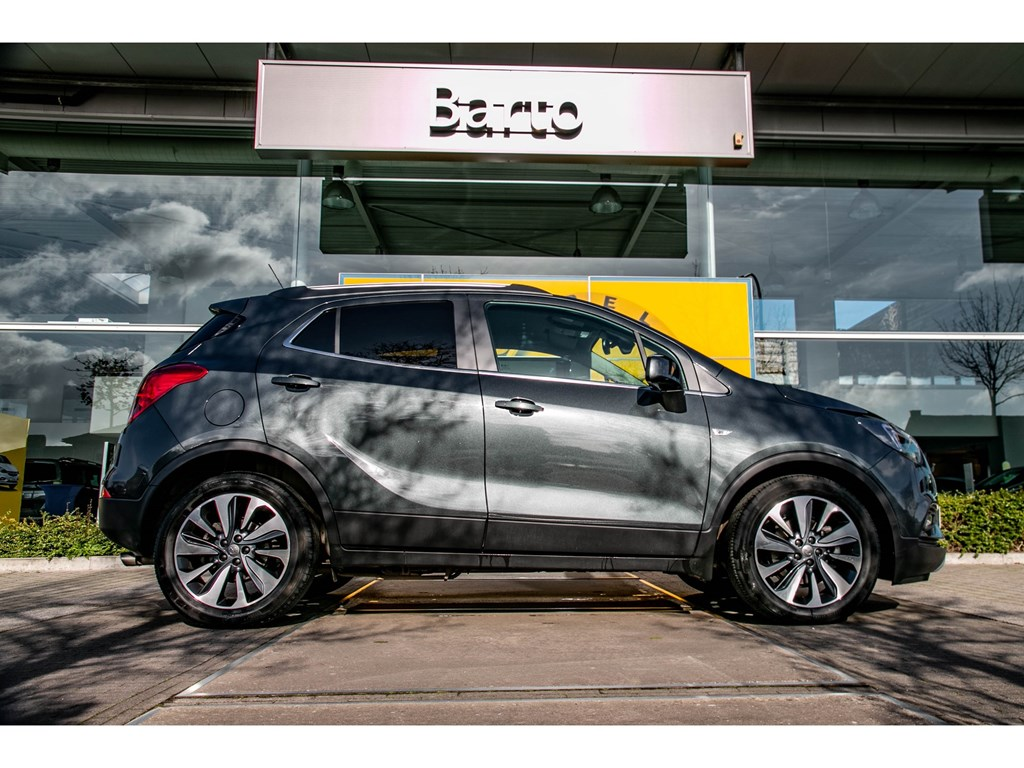 Tweedehands te koop: Opel Mokka X Grijs - 14 Turbo Innovation Bose Sound