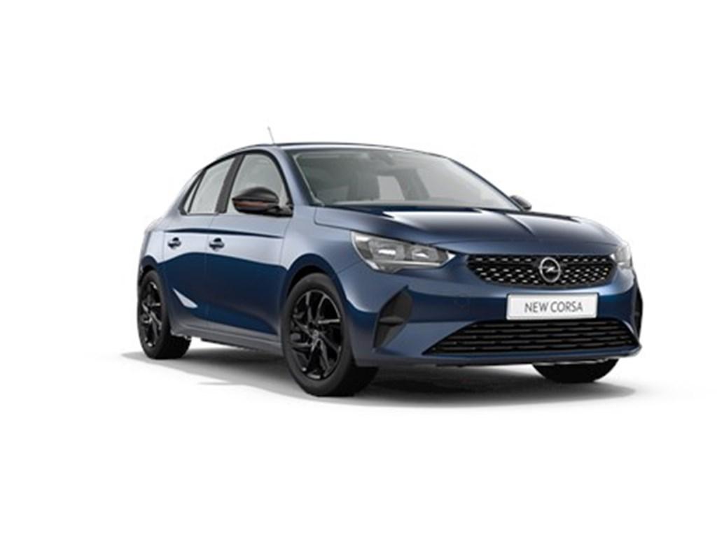 Tweedehands te koop: Opel Corsa Blauw - 5-deurs Edition 15 Turbo D Manueel 6 StartStop 100pk - Nieuw