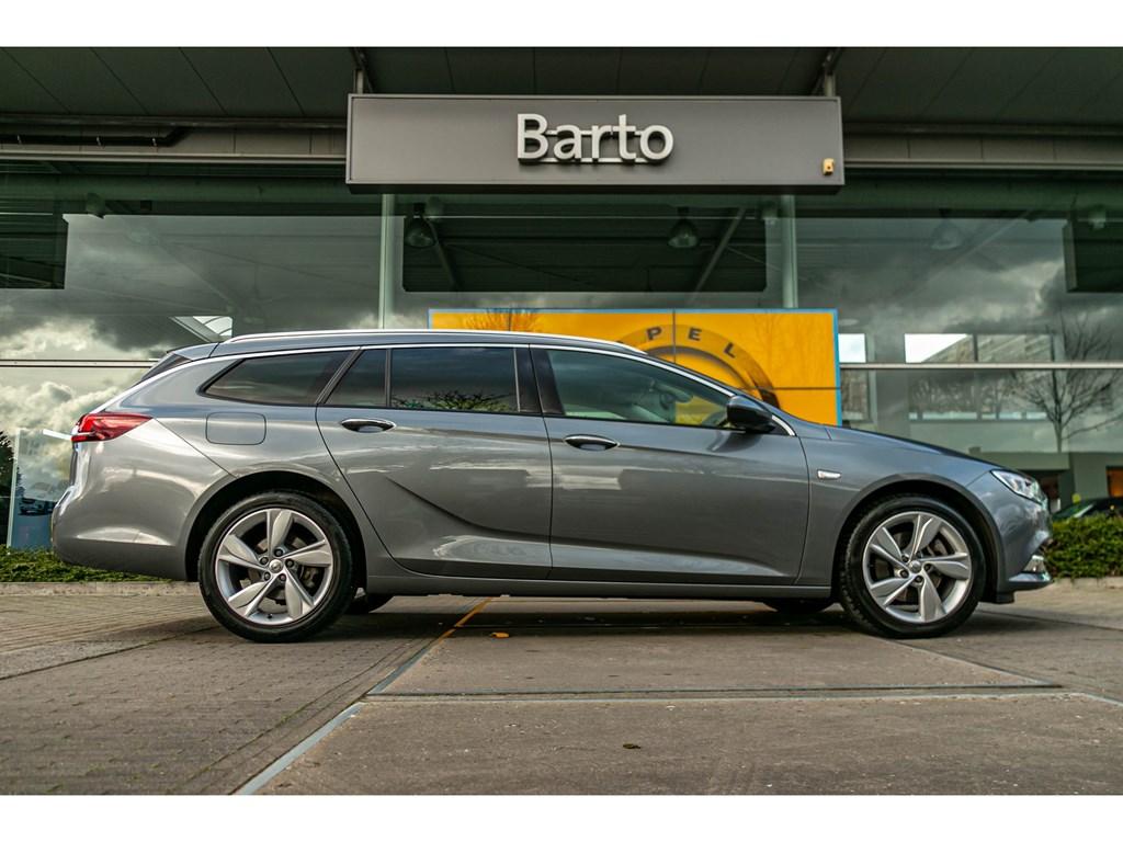 Tweedehands te koop: Opel Insignia Grijs - Sports Tourer 15 Turbo Benz 165PK Innovation Elektr Trekh AGR seats Massagefunctie