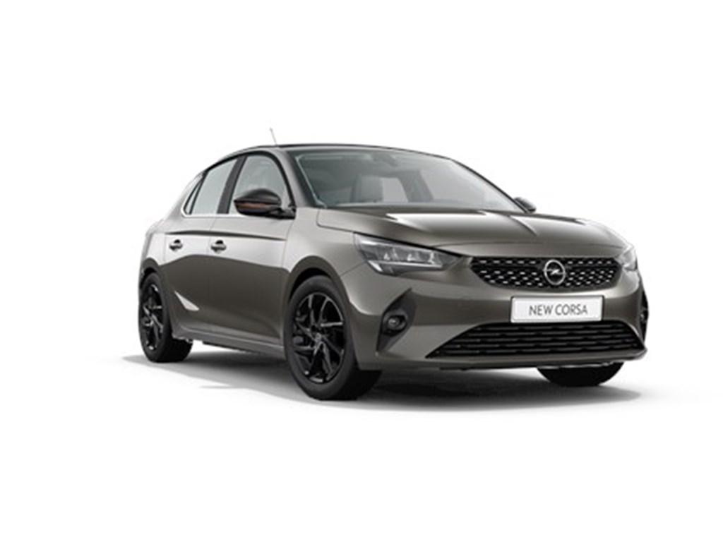 Tweedehands te koop: Opel Corsa Grijs - 5-deurs Elegance 15 Turbo D Manueel 6 StartStop - 100pk - Nieuw