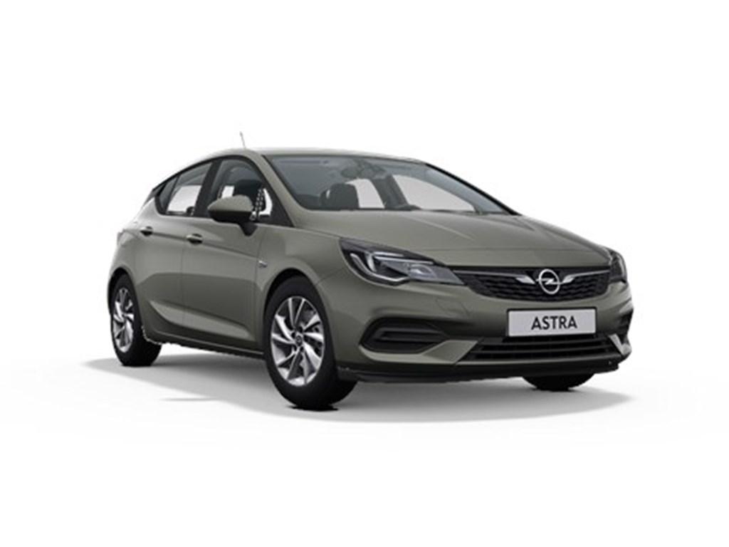 Tweedehands te koop: Opel Astra Grijs - 5-deurs 12 Turbo 110pk SS Manueel 6 - Edition - Nieuw